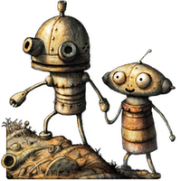 machinarium logo Machinarium: Я, робот