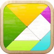 tangram puzzles logo Tangram Puzzles: Геометрический конструктор