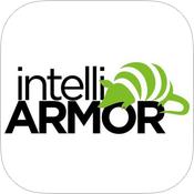 intelliGLASS iPhone X: Бронированное стекло